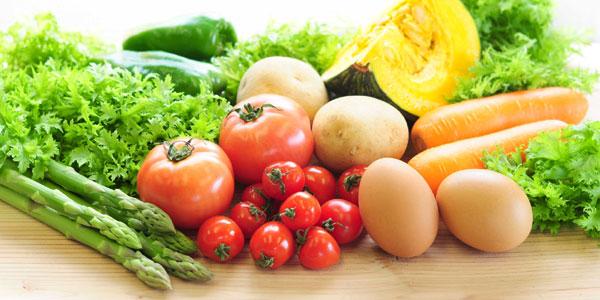 基礎体温表のグラフを安定させる食事