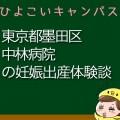東京都墨田区中林病院の産婦人科での妊娠出産口コミ