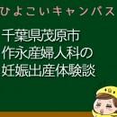 千葉県茂原市作永産婦人科の産婦人科での妊娠出産口コミ