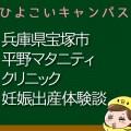 兵庫県宝塚市平野マタニティクリニックの産婦人科での妊娠出産口コミ