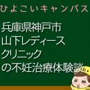 兵庫県神戸市山下レディースクリニックの不妊治療、不妊外来口コミ
