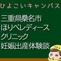 三重県桑名市ほりべレディースクリニックの産婦人科での妊娠出産口コミ
