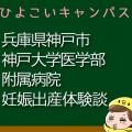 兵庫県神戸市神戸大学医学部附属病院の産婦人科での妊娠出産口コミ