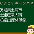 茨城県土浦市土浦産婦人科の産婦人科での妊娠出産口コミ